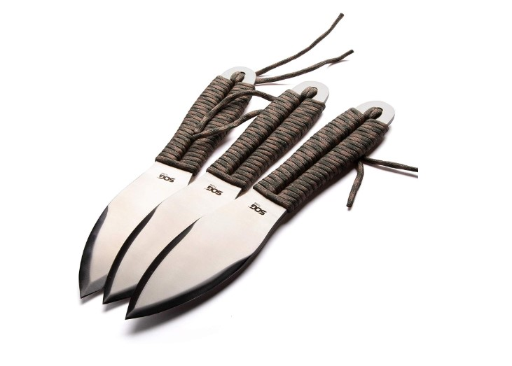 15 Best Throwing Knives High-End Reviews and Buying Guide 2021